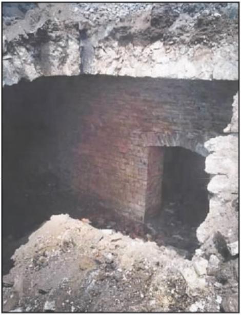 JW Marriott old structure historical preservation #indyturns200