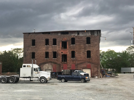 Built Local: Exploring the Site, and History, of the Udell Furniture Works