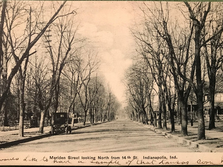 eBay Find: Intersection of Meridian and 14th Streets in 1908