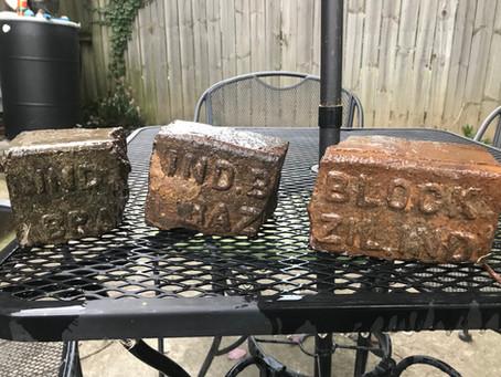 Bricks in the River