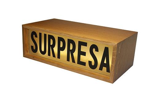 large SURPRESA
