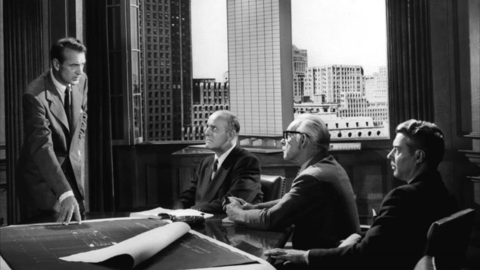 Архитектура и кино — «Источник» 1949 года