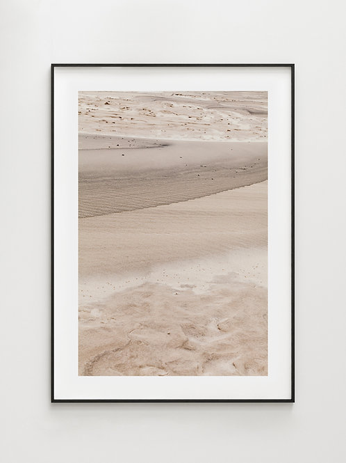 DUNES#10 By the Sea - plakat