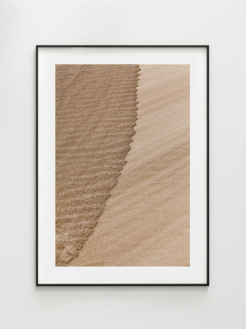 DUNES By the Sea - plakat