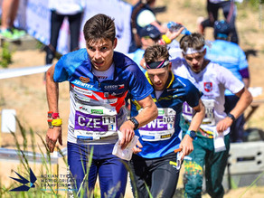 WOC 2017 - perfect start, perfect end, no success