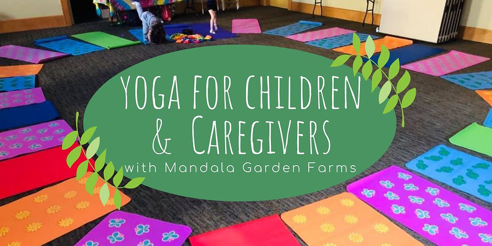 Yoga for Children and Caregivers