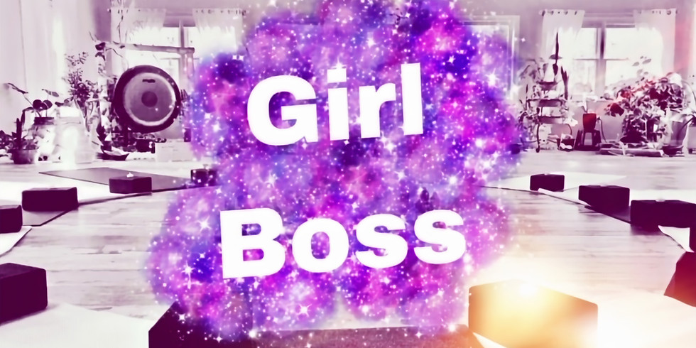 #GIRL BOSS (class 2 of 3)