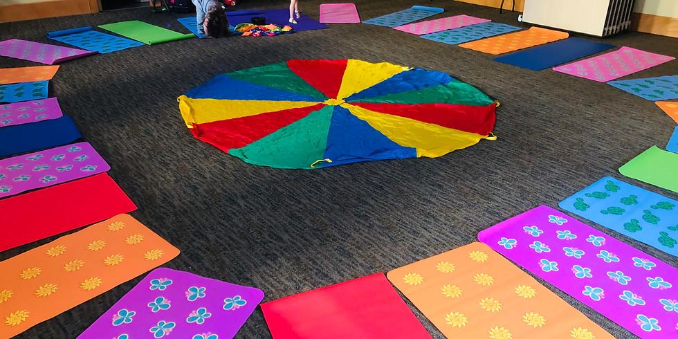 My Mandala Kids Yoga