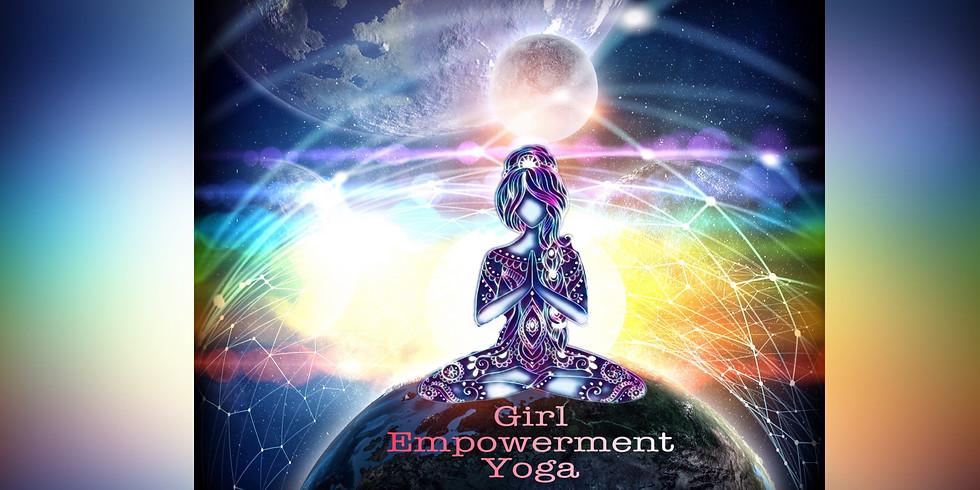 Girl Empowerment Yoga Summer Series  *class 2*