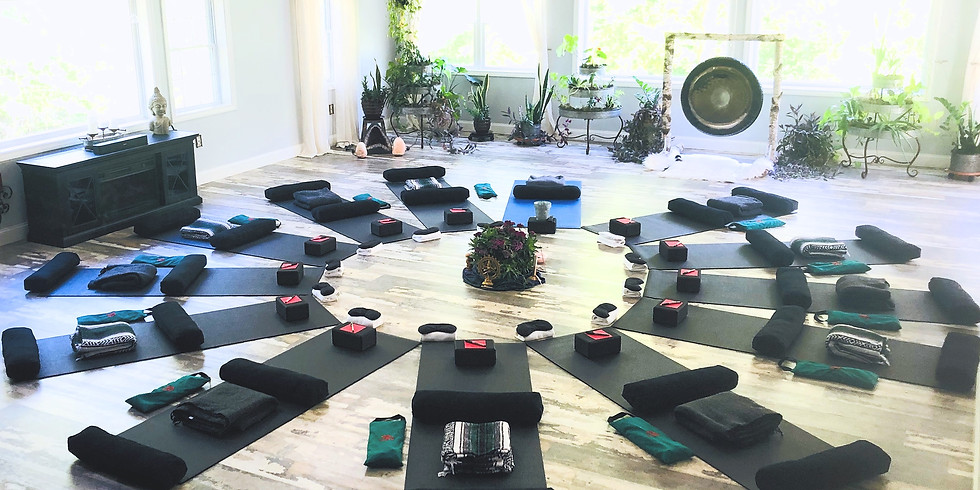 Earth Day Restorative Zoom Yoga