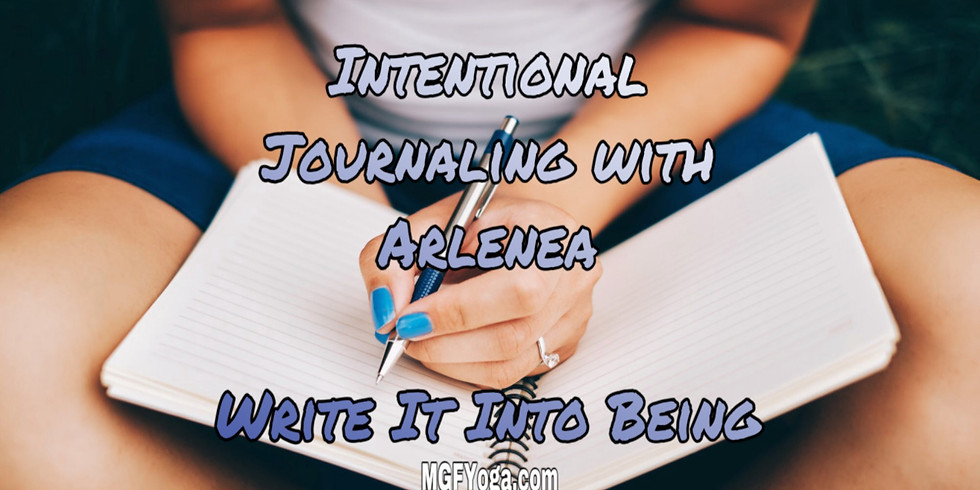 Intentional Journaling with Arlenea