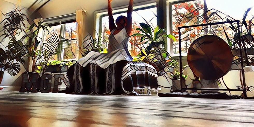 Kundalini Yoga led by Jenn Mercier