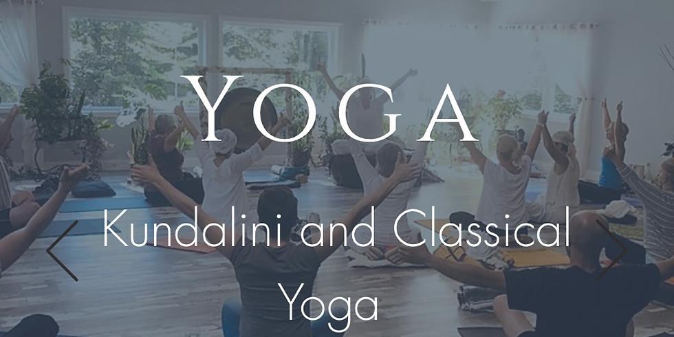 Clear Energy Kundalini Yoga Spring Reset Series