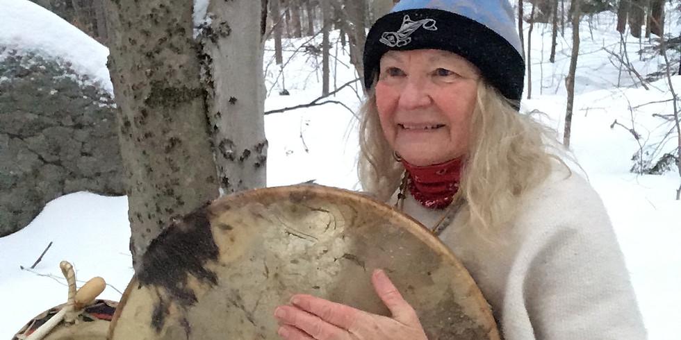 Elk Medicine Drum Building Workshop