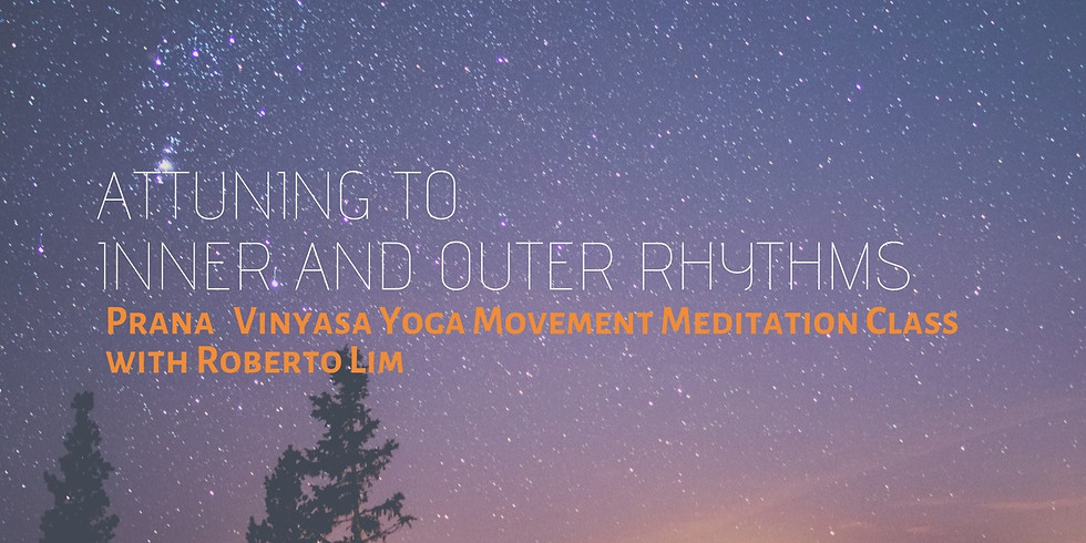 Attuning to Inner and Outer Rhythms
