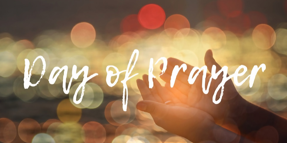 Day of Prayer All levels Vinyasa Class led by Briana ***Zoom***