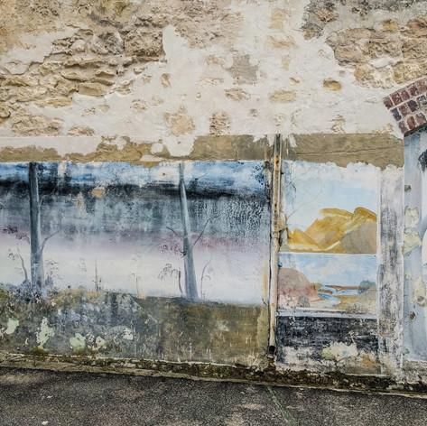 Remnants of Murals 1
