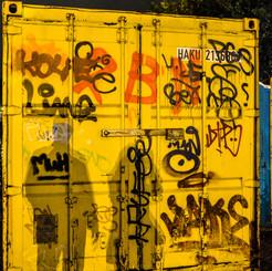 Graffiti, Amsterdam, 2016