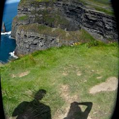 Cliffs of Moher, Ireland, 2010