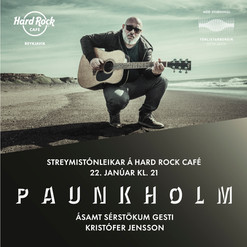 Paunkholm poster