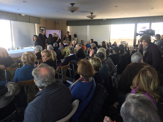 Threat of Super High-Rise Buildings Prompt Town Hall Meeting