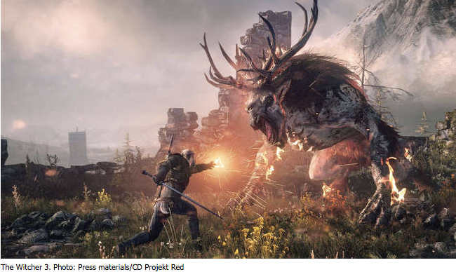 The Polish video game industry shames foreign competition