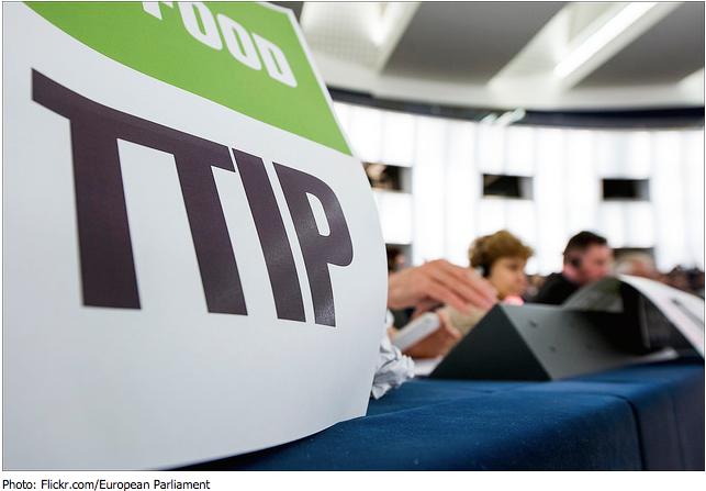 Q&A :: Transatlantic Trade and Investment Partnership (TTIP)
