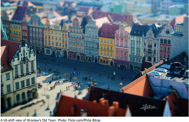 Wrocław launches year as European Capital of Culture