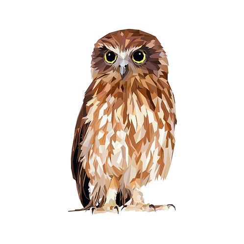 Owl Digital Download