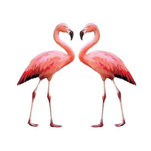2 Flamingos Digital Download