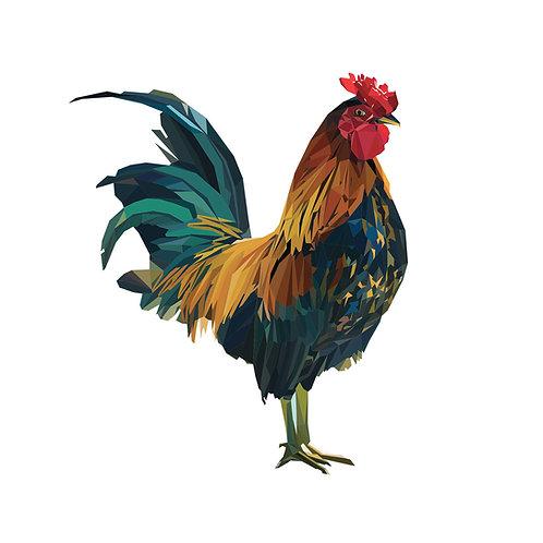Rooster Digital Download