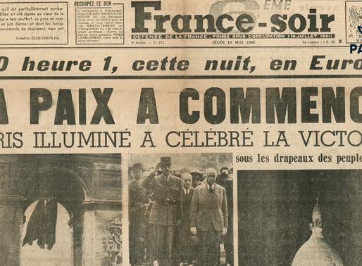 COMMÉMORER LA LIBÉRATION DE PARIS EN IMAGE