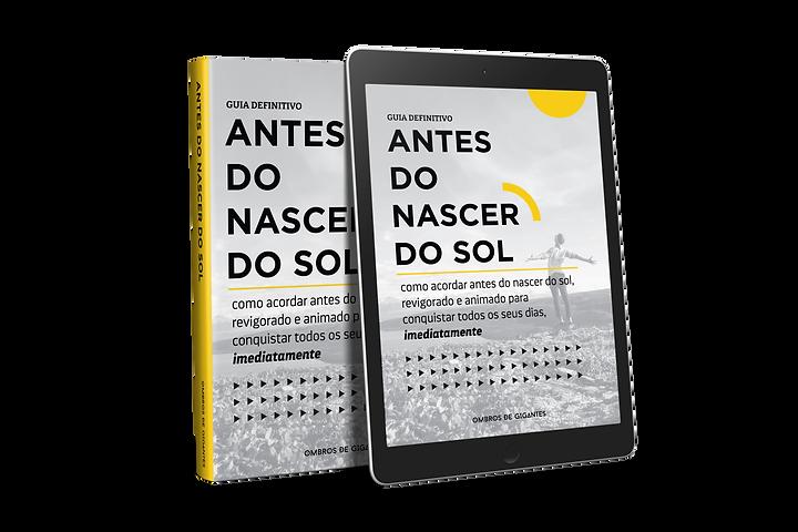 EBOOK-ANTES-DO-NASCER-DO-SOL