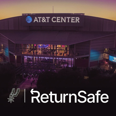 Spurs Sports & Entertainment And ReturnSafe Partner To Help Safely Reopen And Bring Teams Back