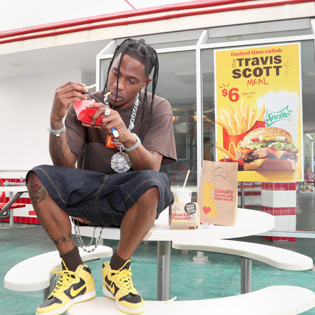 Travis Scott & McDonald's Highly Anticipated Partnership Launches