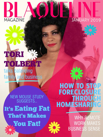 FEATURE: Editor-in-Chief Tori Tolbert | Balancing Family and Business