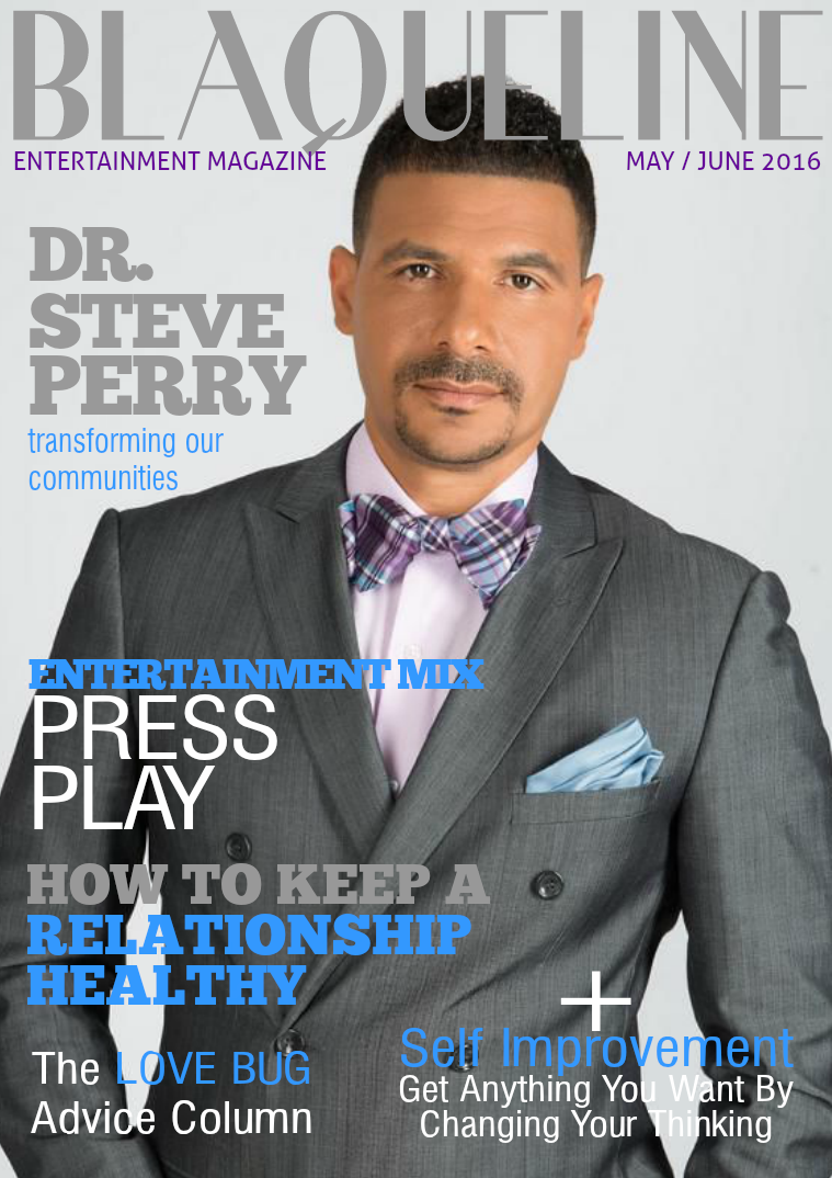 FEATURE:  Dr. Steve Perry