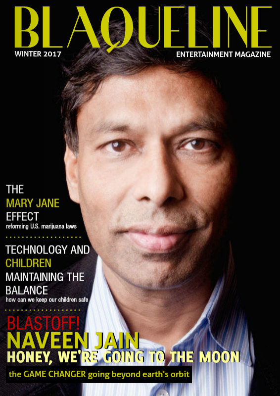 FEATURE:  Naveen Jain, Billionaire and Philanthropist