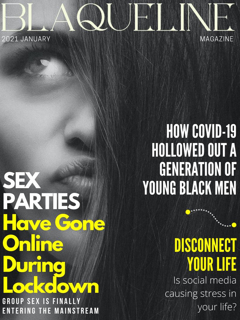 BLAQUELINE Magazine