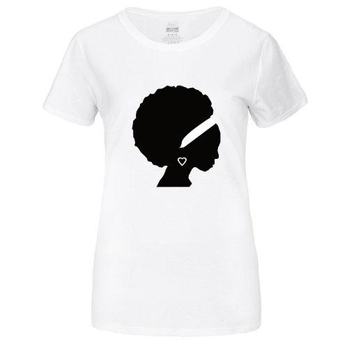 "Women's T-shirt ""Afro Diva"""