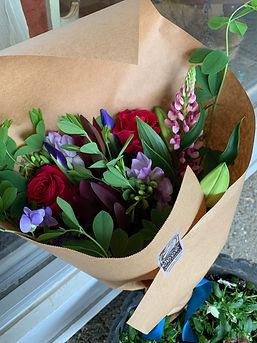 bouquet paper in planter.jpg