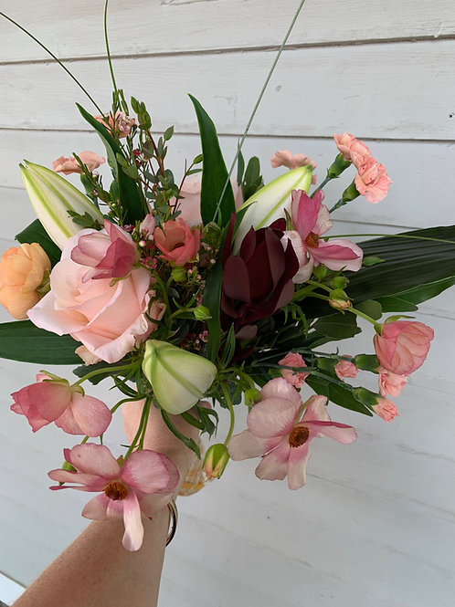 Monochromatic Beauty Bouquet