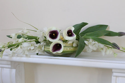 Sympathy Vase/Container
