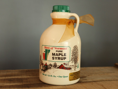 2020 SUGARTOWNE Wood-Fired Maple Syrup is AVAILABLE!!! and delicious! :)