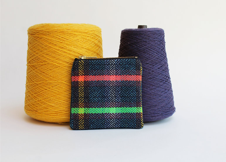 Lambswool Purse