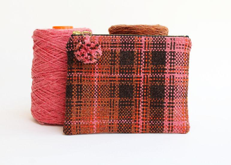 Butterscotch Pouch Bag