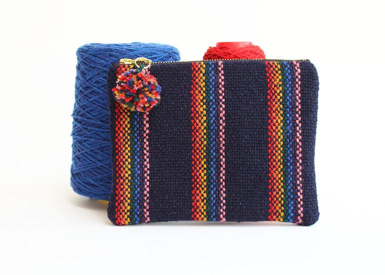 Rainbow Pouch Bag