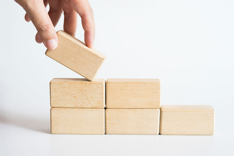 Building Blocks - Committed to Four Goals