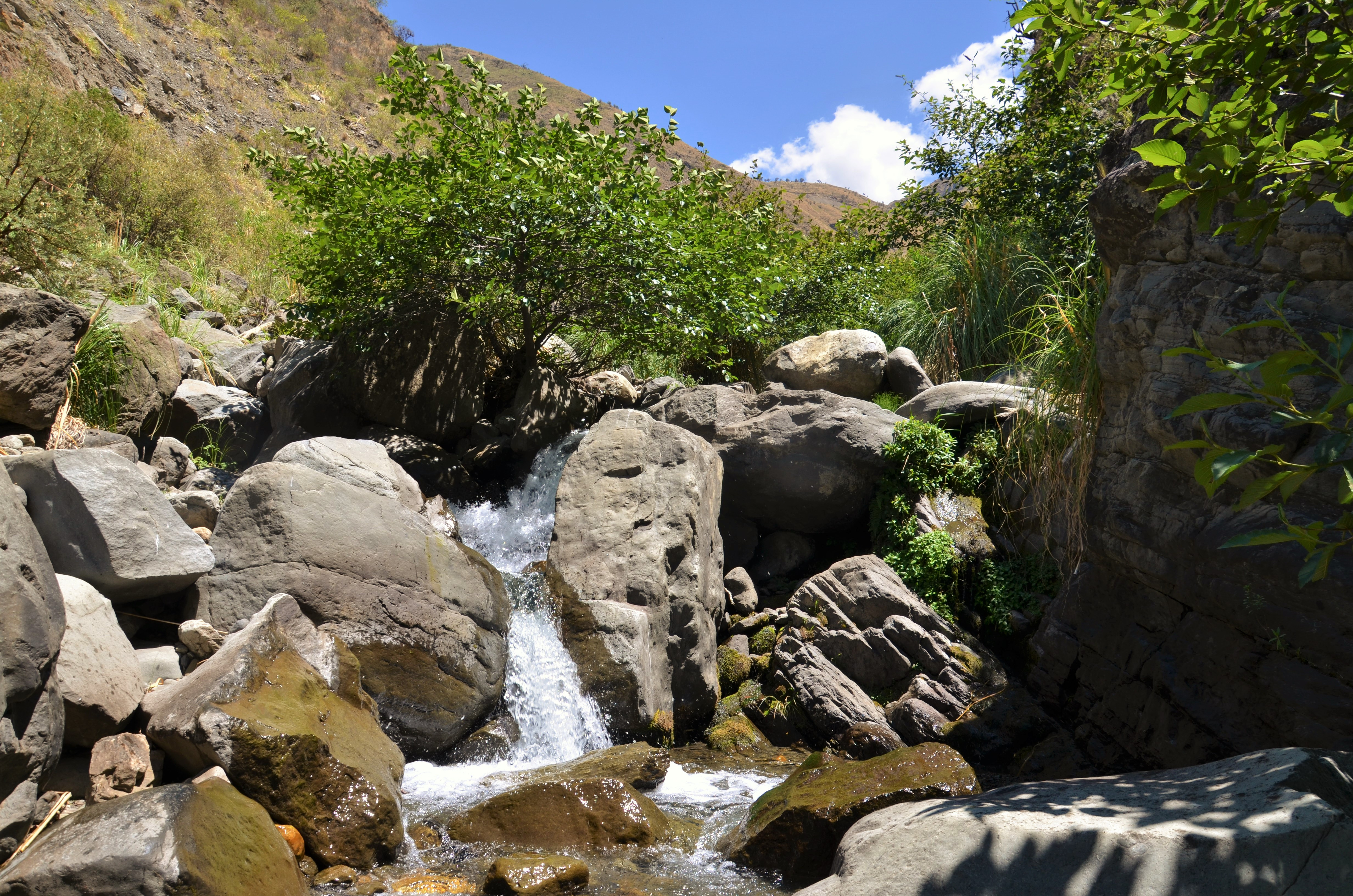Taquiña Creek