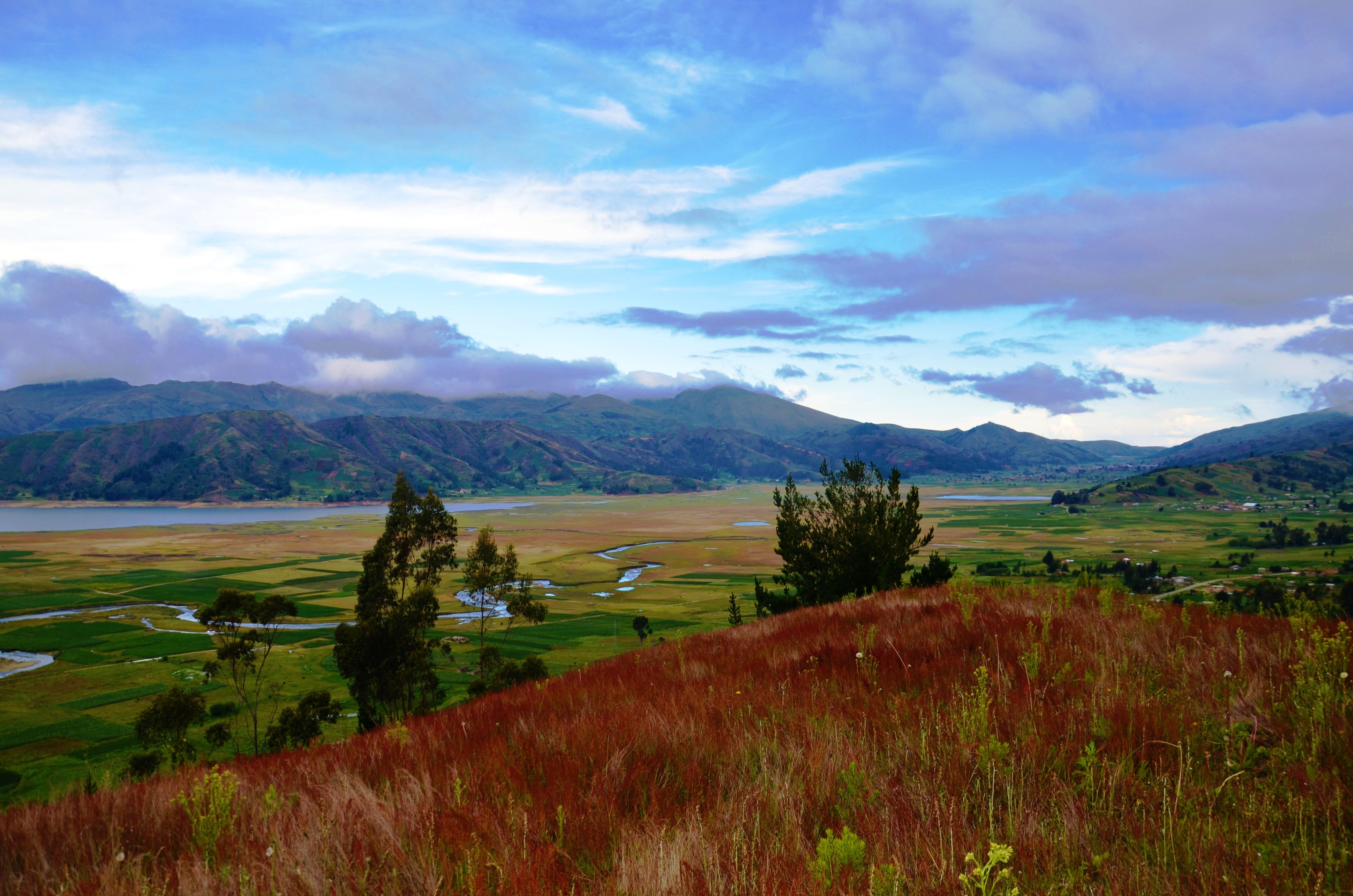 Corani Pampa Route